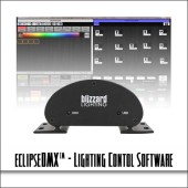 Blizzard Lighting Eclipse DMX Lighting Control Software