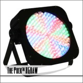 Blizzard Lighting The Puck RGBAW- All Color LED Par Can