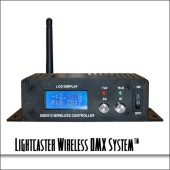 Blizzard Lighting Lightcaster Wireless DMX System