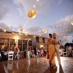 Oceanview Room San Diego Wedding Lighting|Market Lights|Bistro Lights