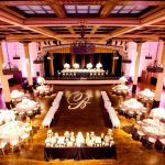 The Prado Gobo Monogram On Dance Floor