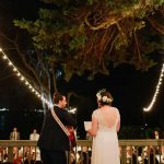Martin Johnson House Wedding Lighting Market Lights