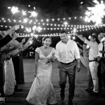 Paradise Point San Diego Wedding Lighting | Market Lights | Uplights